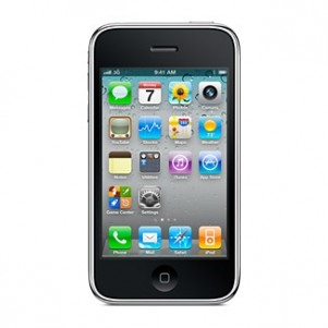 iPhone 3GS 8GB - Black Only